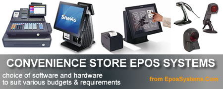 EPoS Systems for Convenience Stores