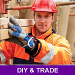 DIY Shops, Trade Shops, Builders and Plumbers Merchants