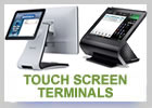 Touch Screens POS Hardware