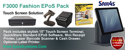 F3000 Fashion EPoS System