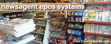 EPoS Till System for Newsagents and CTN