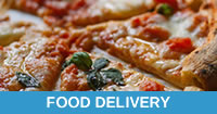 Pizza Food Delivery System for pizza delivery and other types such as Indian, Chinese, Desserts, Lebanese, Thai, Kebabs, Turkish and so on