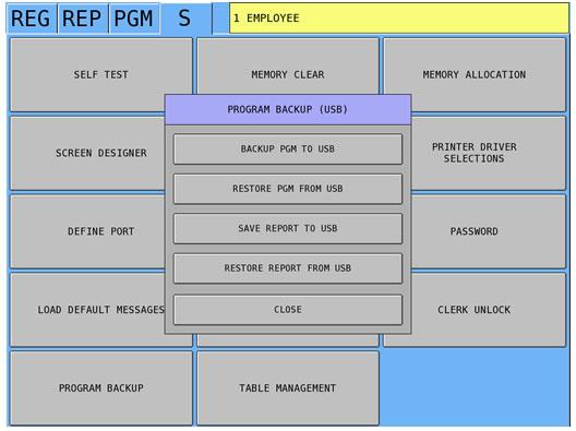 SAM4S SPS2200 Restaurant EPoS System
