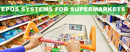 EPoS Till System for supermarkets
