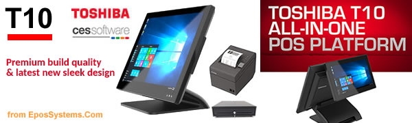 T10 Restaurant EPoS Systems with SamTouch software