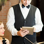 Wireless Waiter Tablet